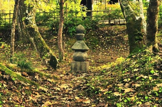 平家塚(栃木県日光市湯西川)