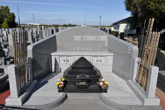 久喜聖地公苑 永代供養墓