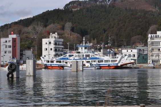 気仙沼 大島 カーフェリー DSC_0448