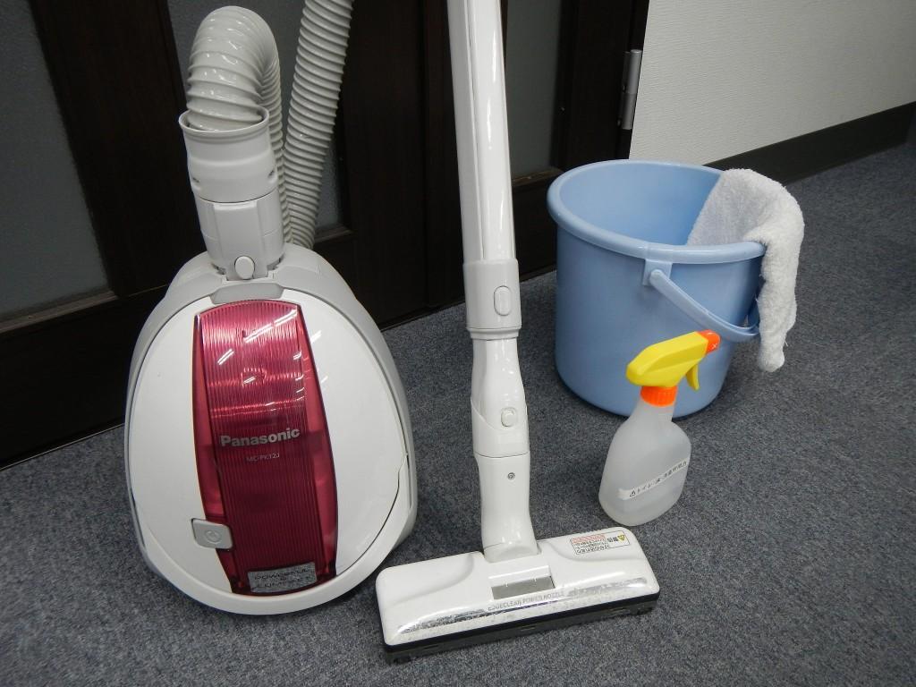 年末の大掃除はお早めに! DSCN2491