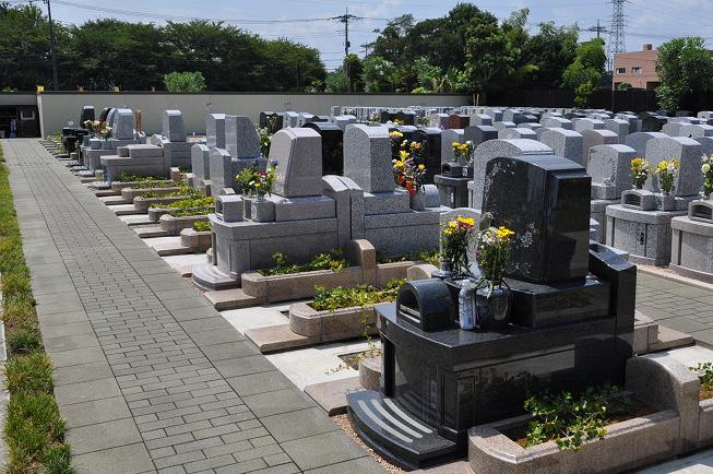 ガーデニング霊園 桶川霊園 DSC_0058