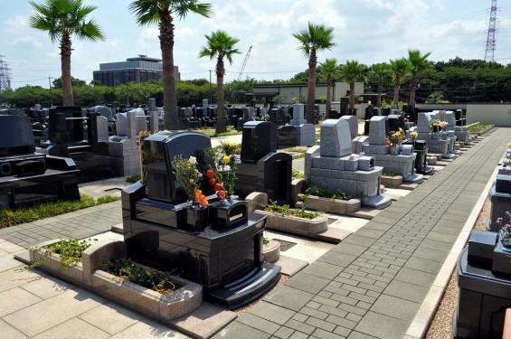 ゆとり墓地(桶川霊園 グリーンボックス区画)