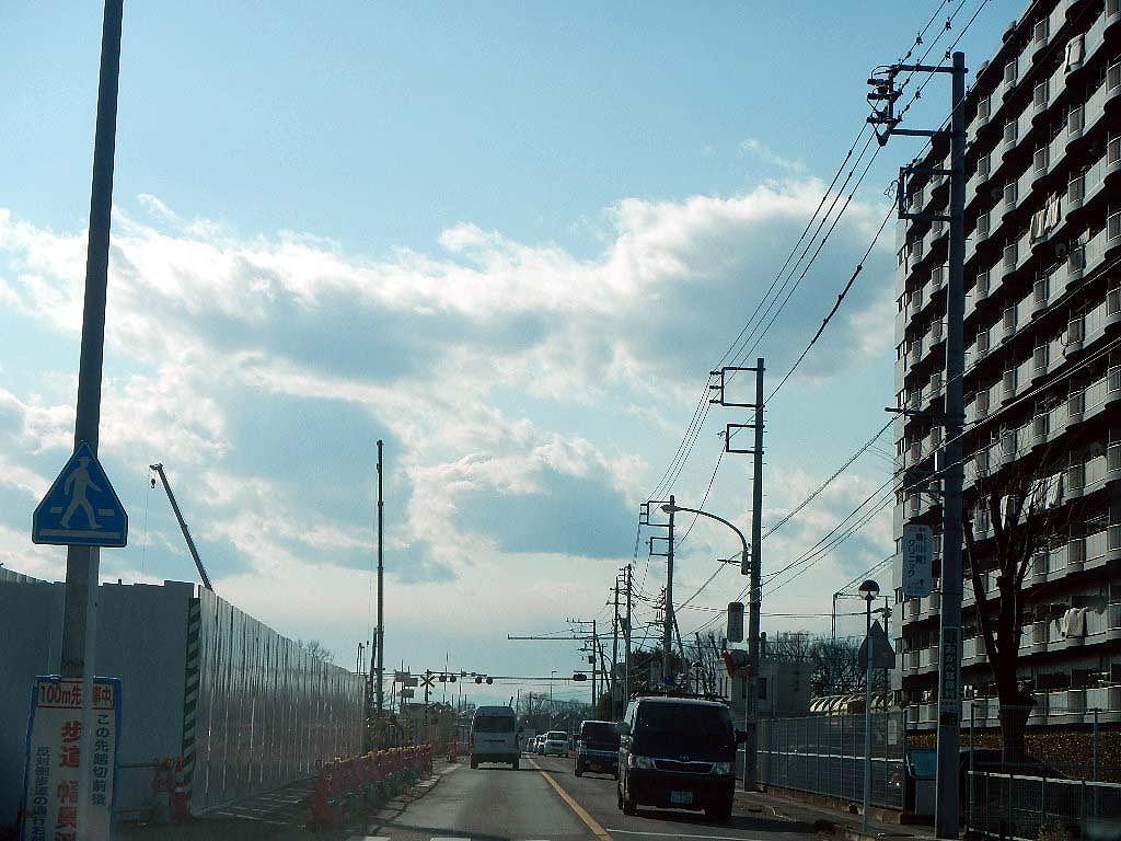 20140117 圏央道 桶川北本 DSCN2774