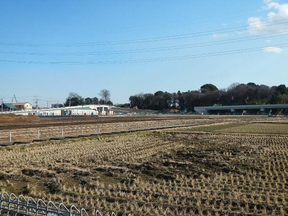 20140117 圏央道 桶川北本 DSCN2775