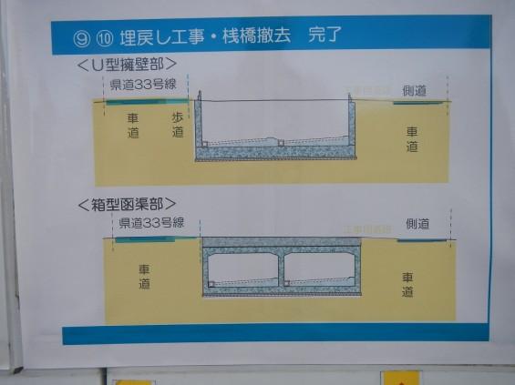 20140126 圏央道北本二ツ家踏切部分 DSCN3062