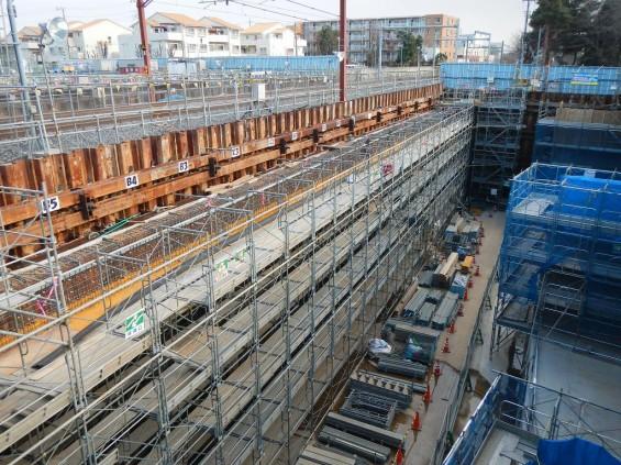 20140126 圏央道北本二ツ家踏切部分 DSCN3082