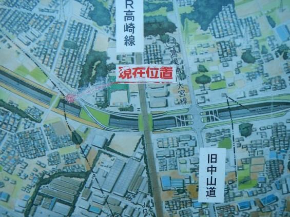 20140126 圏央道北本二ツ家踏切部分 DSCN3100