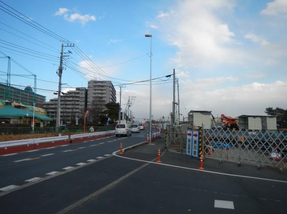 20140126 圏央道北本二ツ家踏切部分 DSCN3112
