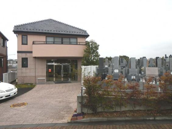 横浜市にある、戸塚長沼霊園に行ってきました DSCN3345