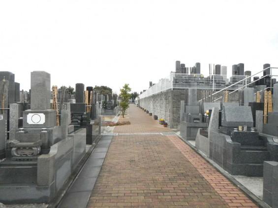 横浜市にある、戸塚長沼霊園に行ってきました DSCN3346