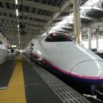 上越新幹線 JR越後湯沢駅 新幹線ホーム とき DSCN3705