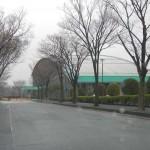 20140320 お彼岸のお墓参りは雨 さいたま市営霊園思い出の里 DSCN3915