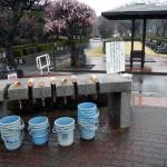 20140320 お彼岸のお墓参りは雨 さいたま市営霊園思い出の里 DSCN3927