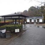 20140320 お彼岸のお墓参りは雨 さいたま市営霊園思い出の里 DSCN3929