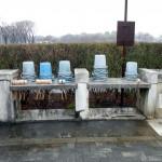 20140320 お彼岸のお墓参りは雨 さいたま市営霊園思い出の里 DSCN3930