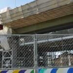 20140126 圏央道進捗状況 桶川市 桶川加納IC、桶川高校入口交差点付近 DSC_0062