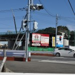 20140126 圏央道進捗状況 桶川市 桶川加納IC、桶川高校入口交差点付近 DSC_0073