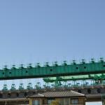 20140126 圏央道進捗状況 桶川市 桶川加納IC、桶川高校入口交差点付近 DSC_0183