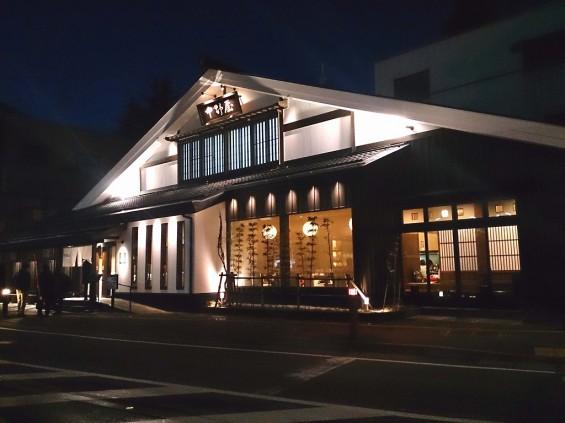 へぎ蕎麦 中野屋湯沢本店に行ってきました DSC_1688