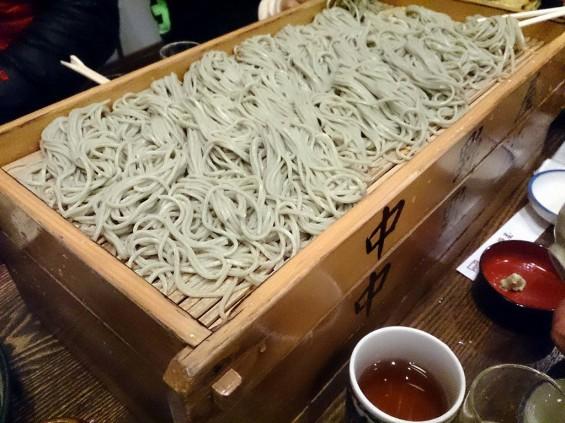 へぎ蕎麦 中野屋湯沢本店に行ってきました DSC_1697