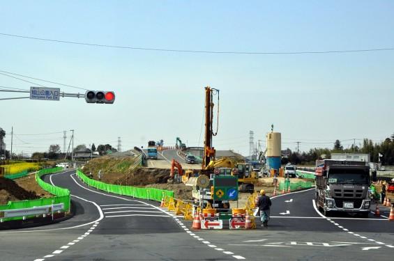 20140401 圏央道・上尾道路進捗状況 桶川北本IC周辺+DSC_0109