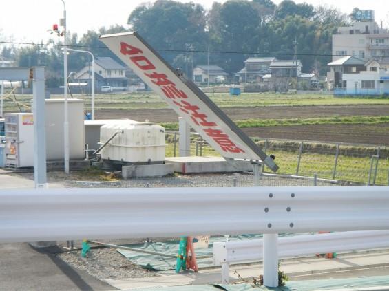 20140418 圏央道進捗状況 桶川市上日出谷 圏央道を跨ぐ陸橋周辺DSCN3946
