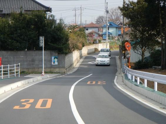 20140418 圏央道進捗状況 桶川市上日出谷 圏央道を跨ぐ陸橋周辺DSCN3962
