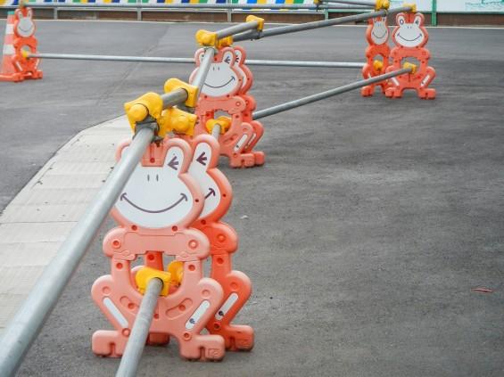 20140418 圏央道進捗状況 桶川市上日出谷 圏央道を跨ぐ陸橋周辺DSCN3968