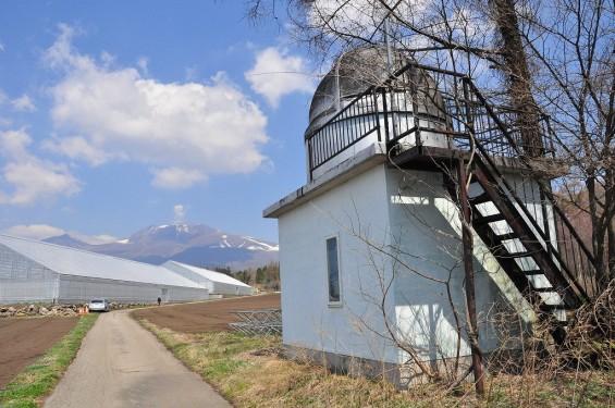 20140424軽井沢DSC_0025 浅間山 私設天文台