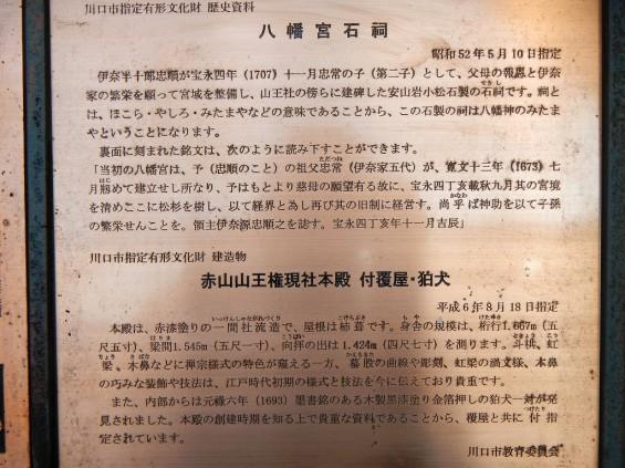 埼玉県川口市 赤山城(赤山陣屋)DSCN3628