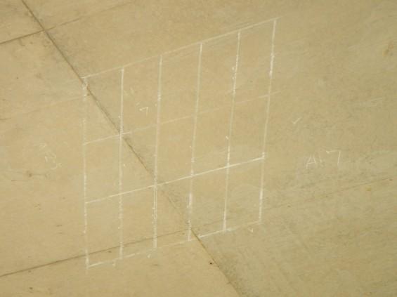 20140418 圏央道進捗状況 桶川市上日出谷 圏央道を跨ぐ陸橋周辺DSCN3971