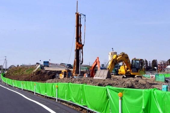 20140401 圏央道・上尾道路進捗状況 桶川北本IC周辺+DSC_0207