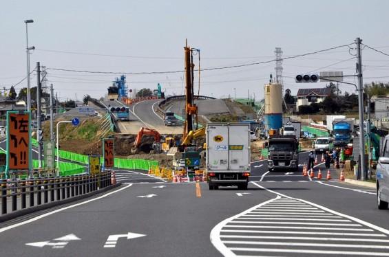 20140401 圏央道・上尾道路進捗状況 桶川北本IC周辺+DSC_0108