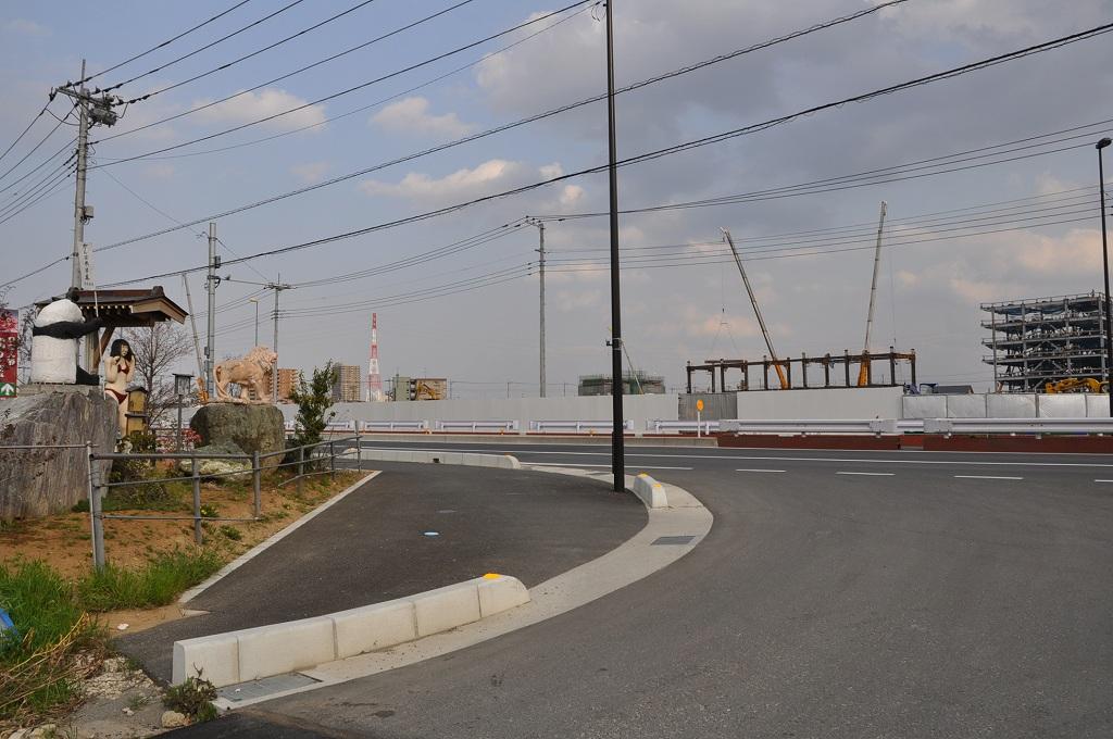 (仮称)BENIBANA WALK(ベニバナウォーク) 桶川 建設中DSC_0152