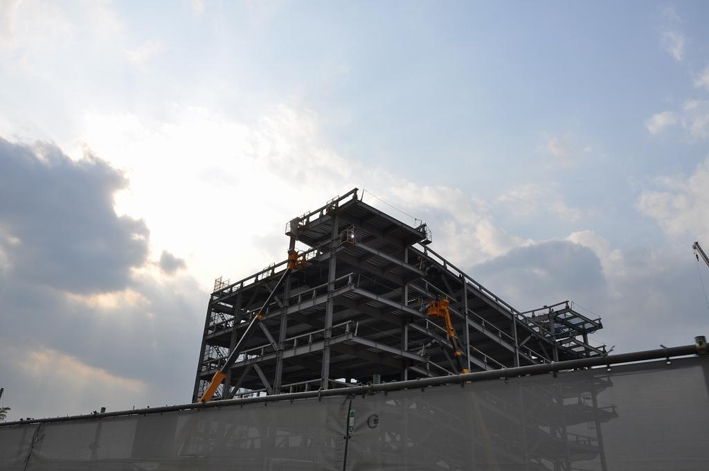(仮称)BENIBANA WALK(ベニバナウォーク) 桶川 建設中DSC_0165