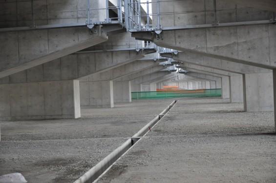 20140418 圏央道進捗状況 桶川市上日出谷 圏央道を跨ぐ陸橋周辺DSC_0090