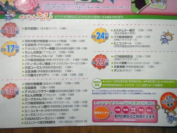 埼玉県のバラ園 バラまつり 伊奈町制施行記念公園 DSCN4426