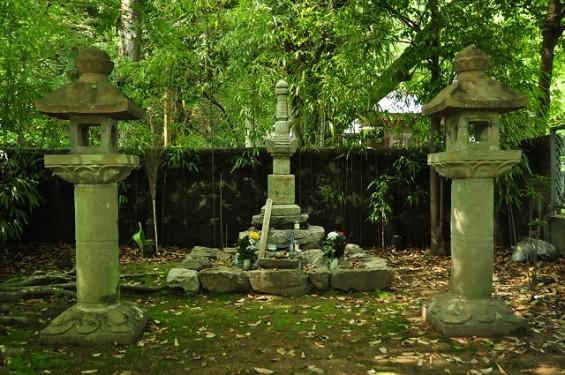 長宗我部信親(元親の長子)のお墓参りに雪蹊寺にDSC_0501