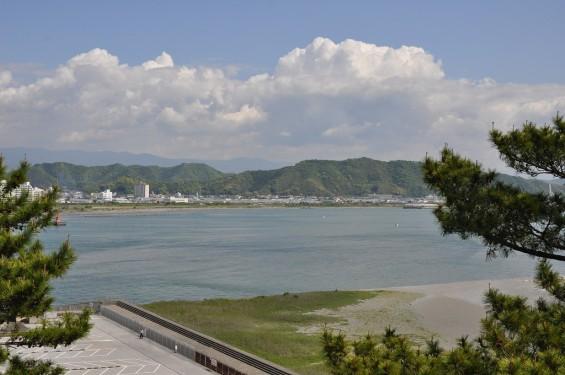 20140501 高知 土佐 桂浜 坂本竜馬像 大接近DSC_0362