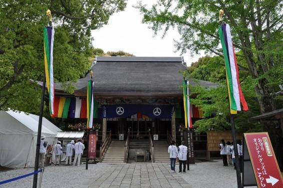 五台山 竹林寺 本堂 文殊堂DSC_0224