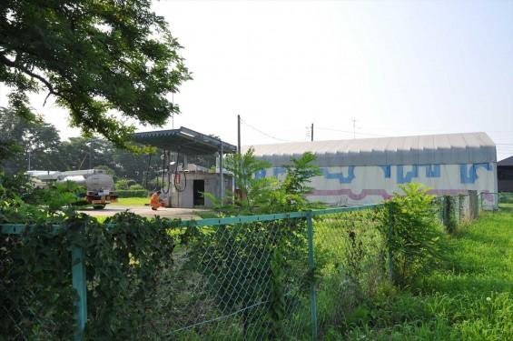 20140726 熊谷陸軍飛行学校桶川分教場跡 桶川飛行学校DSC_0156 飛行燃料タンク