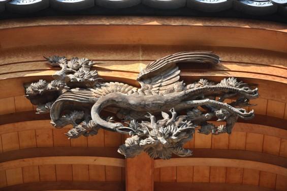 埼玉県上尾市 遍照院DSC_0090本堂の彫刻