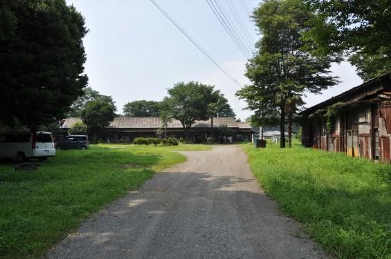 20140726 熊谷陸軍飛行学校桶川分教場跡 桶川飛行学校DSC_0063 本部兵舎