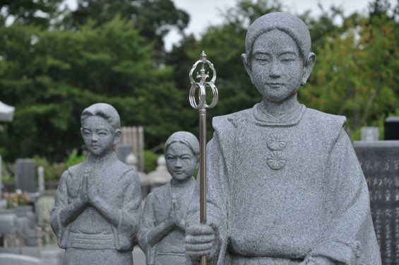 20140814 埼玉県久喜市 東明寺の施餓鬼DSC_0061