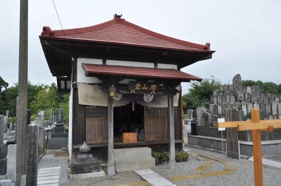 20140814 埼玉県久喜市 東明寺の施餓鬼DSC_0043