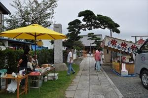 20140814 埼玉県久喜市 東明寺の施餓鬼DSC_0042