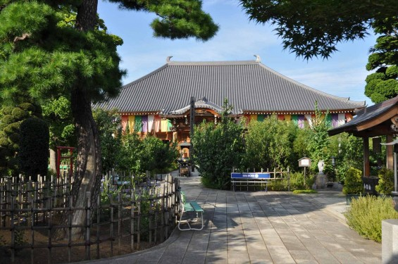 埼玉県上尾市 遍照院DSC_0058本堂