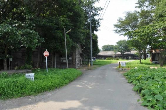 20140726 熊谷陸軍飛行学校桶川分教場跡 桶川飛行学校DSC_0052入口