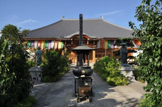 埼玉県上尾市 遍照院DSC_0071本堂