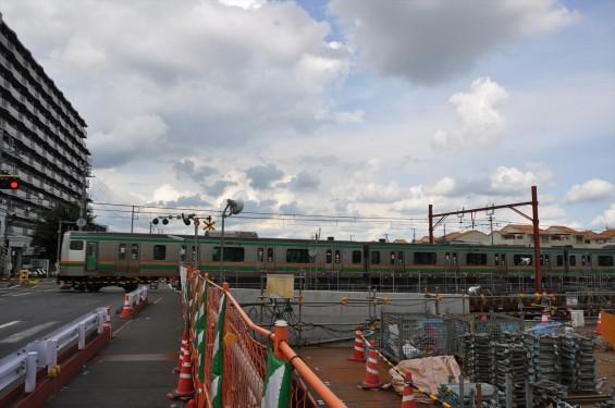 20140911 圏央道進捗状況 北本市二ツ家踏切付近DSC_0067